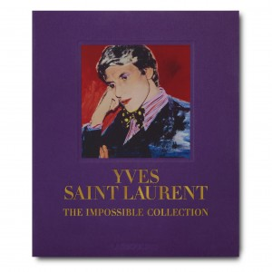 Album Yves Saint-Laurent: The Impossible Collection