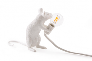 Lampa Mouse Sitting